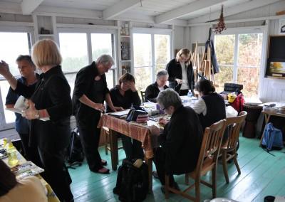 Atelier plein air Kamouraska